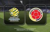 VIDEO Australia vs Colombia (Friendlies) Highlights