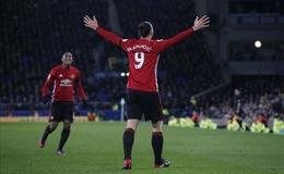 (Video) Zlatan Ibrahimovic goal: Magic from Manchester United star as Stekelenburg left red-faced
