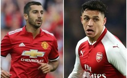 Photos: Henrikh Mkhitaryan in London, Alexis Sanchez swap deal 48 hours away from completion