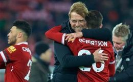 Jurgen Klopp's brilliant text message to Andy Robertson after Liverpool star revealed Scotland captaincy