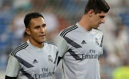 Thibaut Courtois vs Keylor Navas: Real Madrid boss Julen Lopetegui finally reaches decision