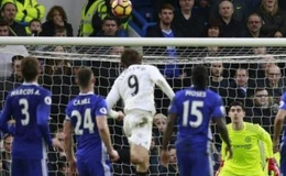 (Video) Fernando Llorente punishes Chelsea for not signing him with classic no.9's goal