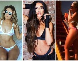 England WAGS: Perrie Edwards, Ruby Mae and others set for World Cup in Russia this summer