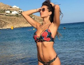 Ciro Immobile WAG: Hot pics of Jessica Melena - the wife behind the Lazio star's incredible scoring streak