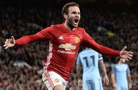 VIDEO Manchester United 1 - 0 Manchester City (League Cup) Highlights