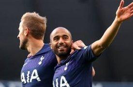 VIDEO Manchester City vs Tottenham Hotspur (Premier League 2019-2020) Highlights