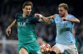 VIDEO Manchester City vs Tottenham Hotspur (Champions league Highlights) Highlights