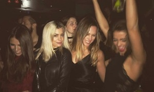 WAGs celebrate Man United success with night out