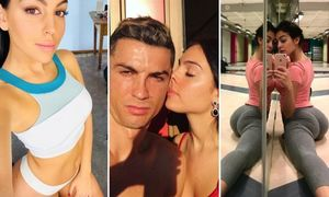 Cristiano Ronaldo's engagement ring for Georgina Rodriguez cost a whopping £615k - report