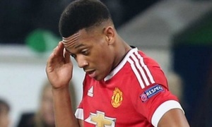 Anthony Martial trolled by ex after Chelsea snub as war of words goes on