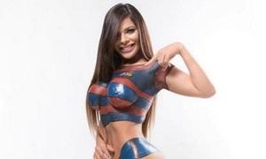 Suzy Cortez hot photos: Miss Bum Bum wants Barcelona visit
