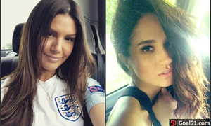 Prince Harry girlfriend, actress Meghan Markle, lined up as Jamie Vardy's wife
