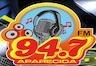 Rádio Aparecida FM 94.7 Lagarto