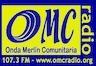 Onda Merlín Comunitaria 107.3 FM Madrid