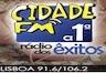 Radio Cidade 91.6 FM Lisboa